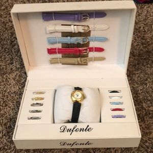 Dufonte by Lucien Piccard multi Watch